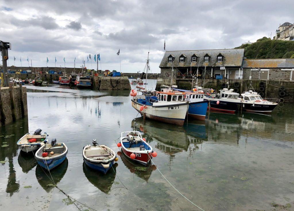 Weekend Adventures in Cornwall
