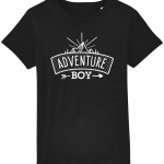 Classic Adventure Boy Logo Tee