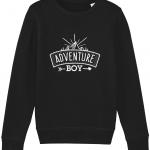 Classic Adventure Boy Logo Sweatshirt