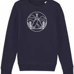 AB Teepee Badge Icon Sweatshirt