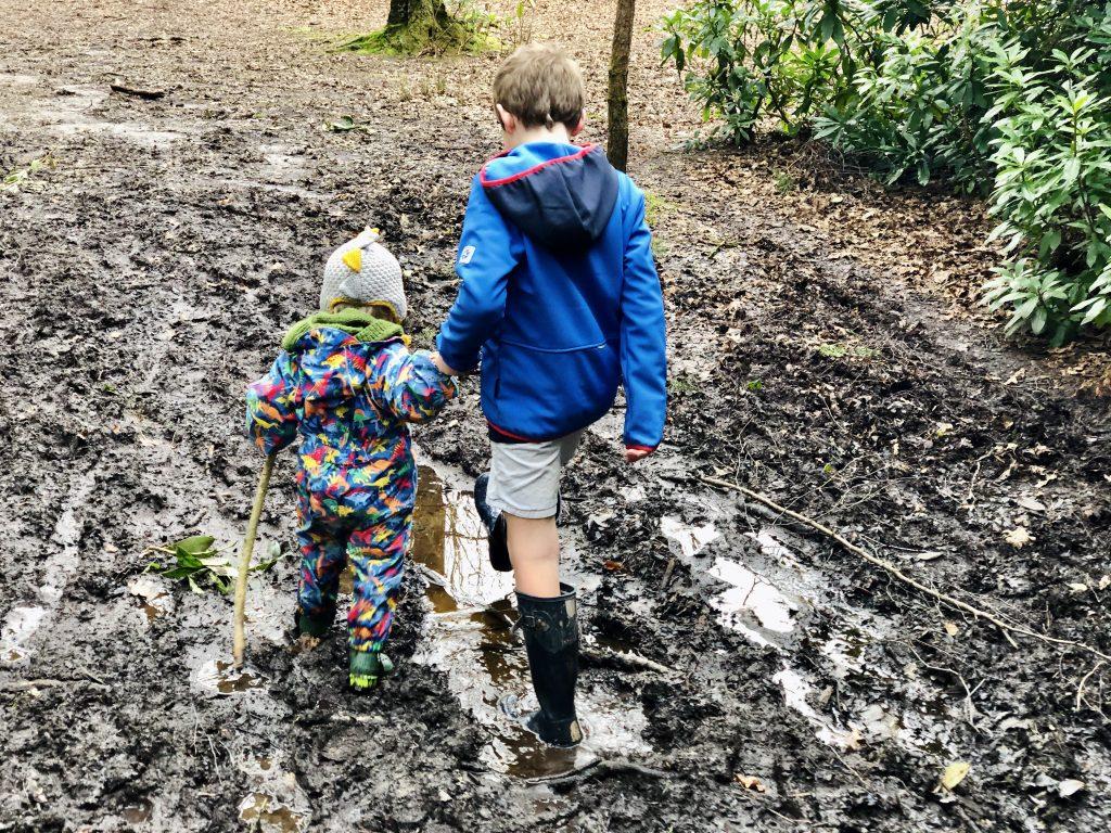 Adventures in rain-dodging