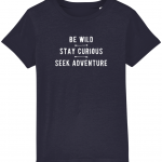 Wild and Curious Tee