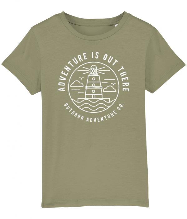 AB Lighthouse Badge Colour Tee