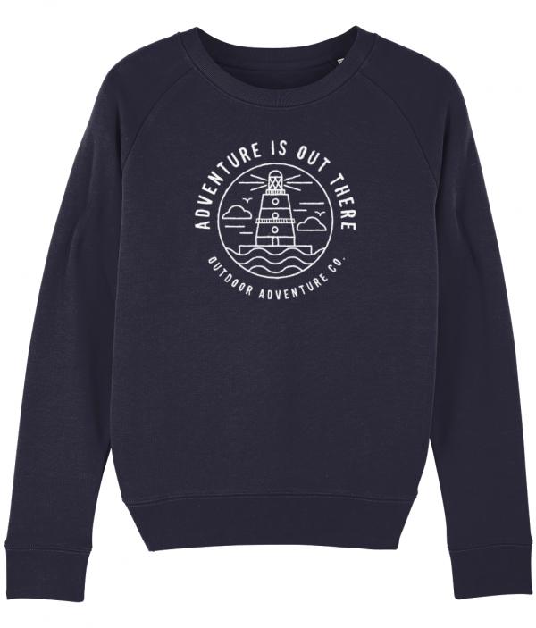 Women's Lighthouse Badge Sweatshirt