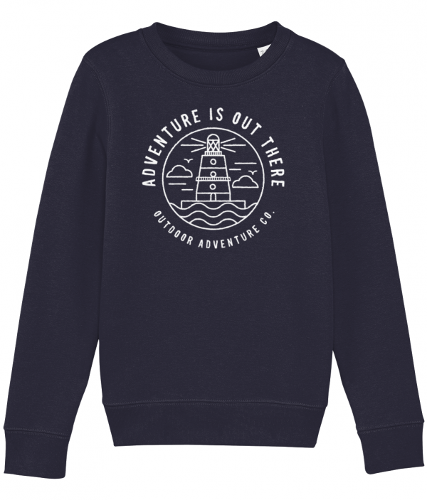 AB Lighthouse Badge Sweatshirt
