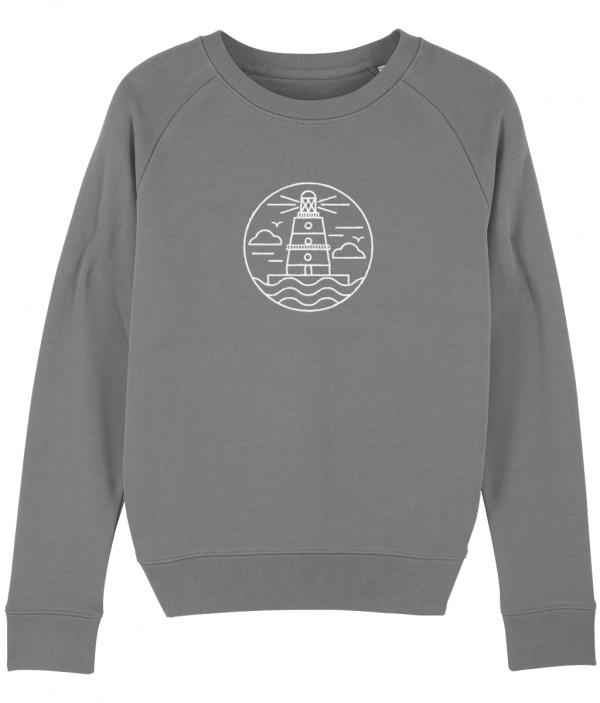 Women's Lighthouse Badge Icon Sweatshirt