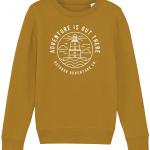 AB Lighthouse Badge Sweatshirt