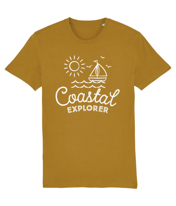 Coastal Explorer Tee Adult
