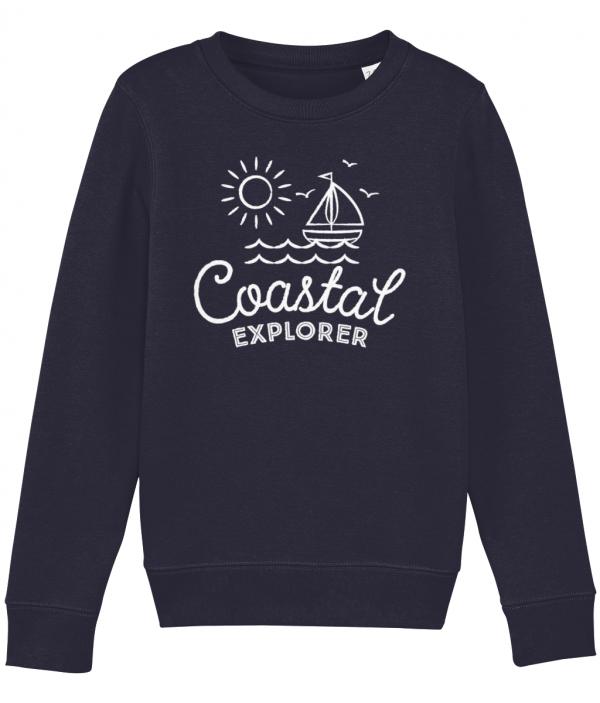 Coastal Explorer Sweatshirt