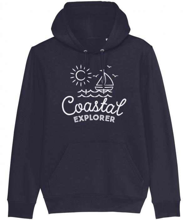 Coastal Explorer Adult Hoodie