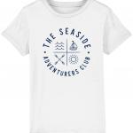 Seaside Adventure Club Kids Blue/White