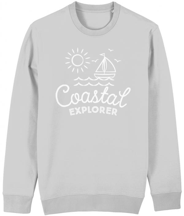 Coastal Explorer Adult Sweatshirt
