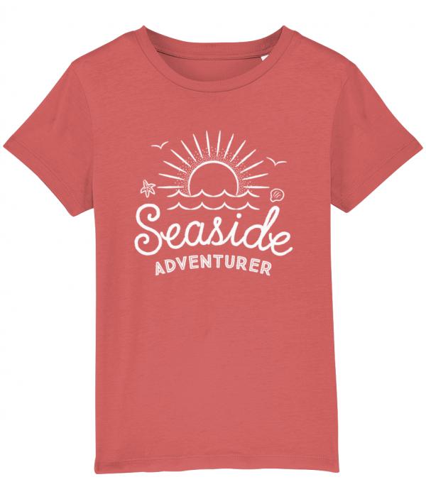 Seaside Adventurer Kids T-Shirt