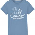 Coastal Explorer Kids T-Shirt