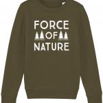 Force of Nature Kids Sweatshirt