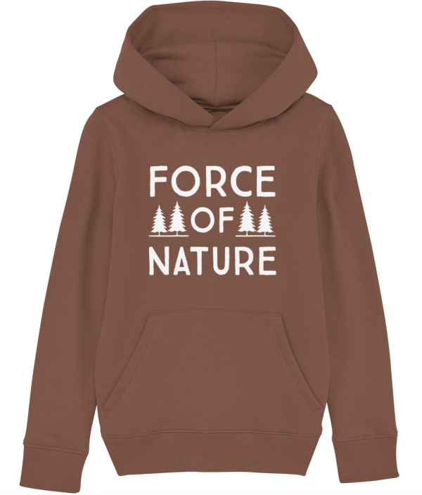 Force of Nature Kids Hoodie