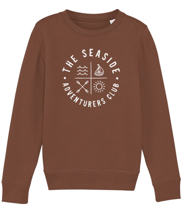 Seaside Adventure Club Sweatshirt