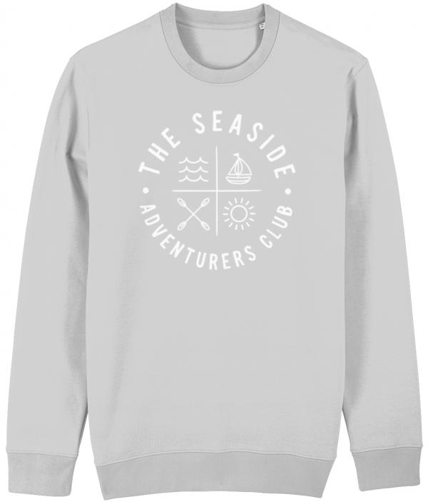 Seaside Adventure Club Adult Sweatshirt