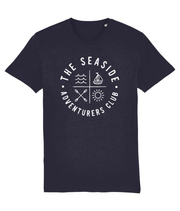 Seaside Adventure Club Adult Tee